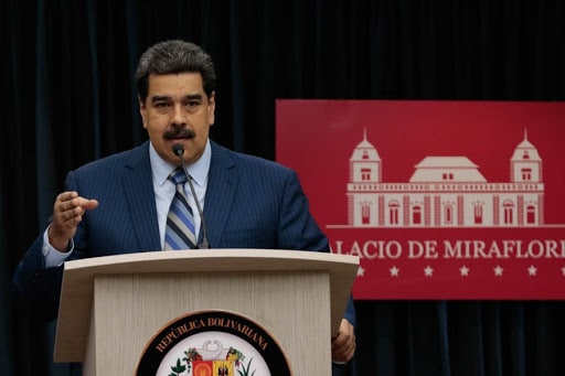 President Nicolas Maduro. File photo.