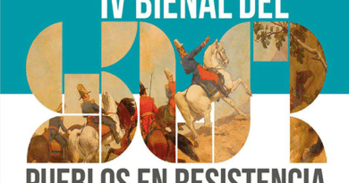 Bienal del Sur/Biennial of the South: Peoples in Resistance 2021 poster. File Photo.