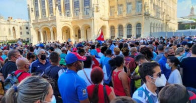 Eye-Witness Account of US Attempts to Destabilize Cuba
