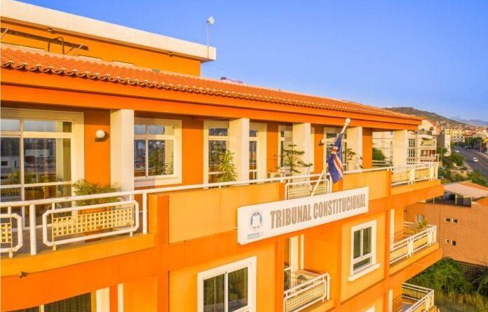 Headquarters of Cape Verde's Constitutional Court. File photo.