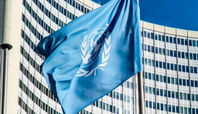 United Nations Vienna Headquarters. File photo.