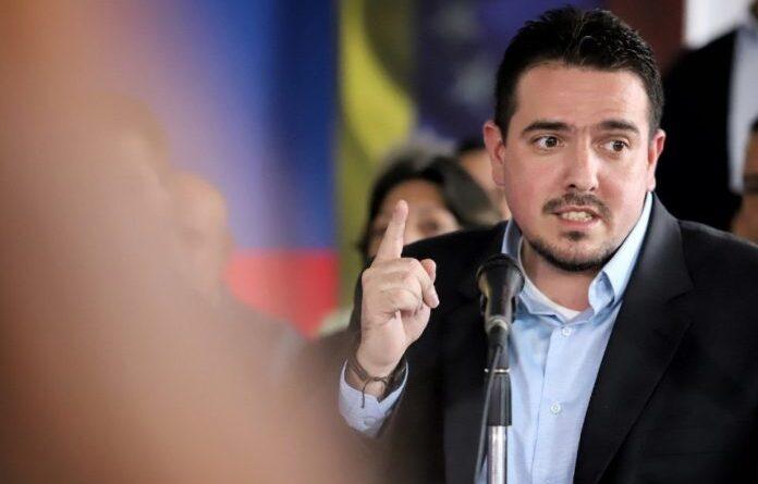 Anti-Chavista politician Stalin González. File photo.