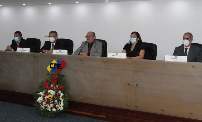 CNE board of rectors. File photo courtesy of CNE.