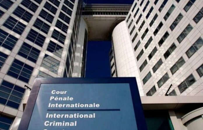 International Criminal Court headquarters in The Hague, Netherlands. File photo.