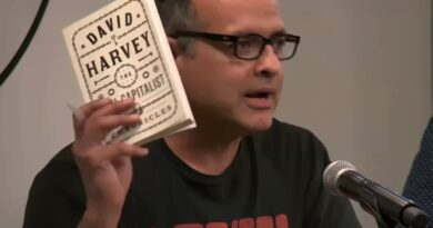 """Prashad to Harvey: """"You Live on the Other Side of Imperialism"""""""