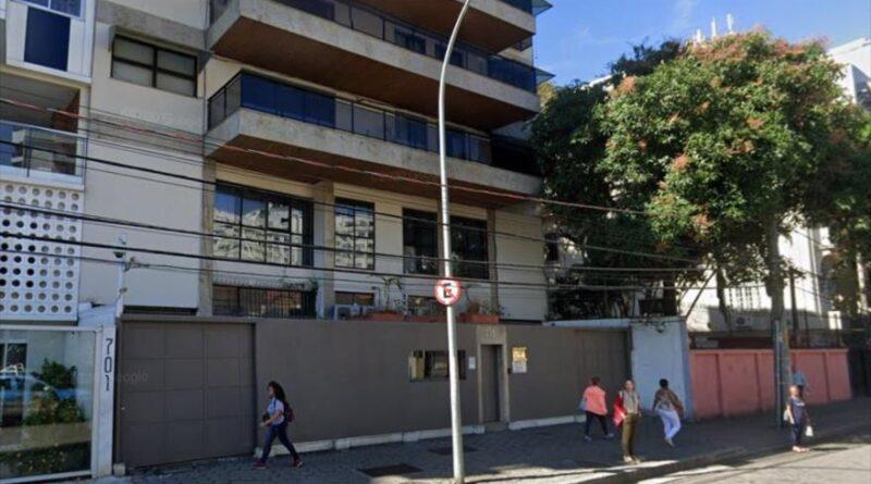 Consulate of China in Rio de Janeiro. Photo courtesy of HispanTV.
