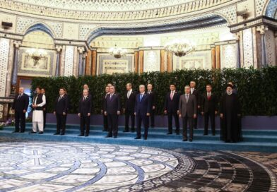 Eurasian Consolidation Ends the US Unipolar Moment