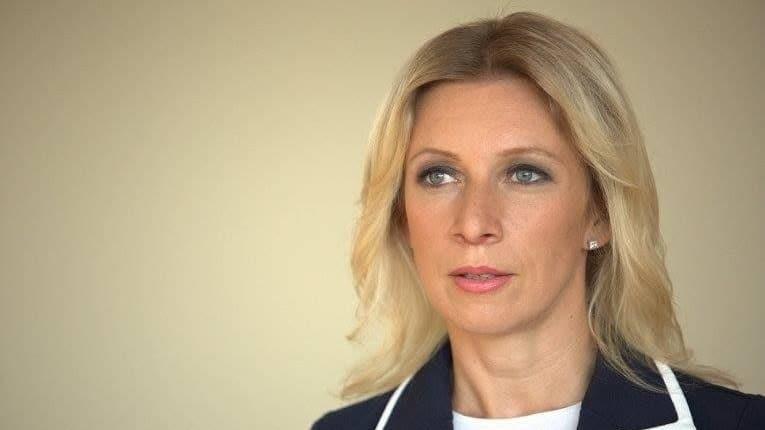 Maria Sakharova, Russian Ministry of Foreign Affairs spokesperson. File photo.