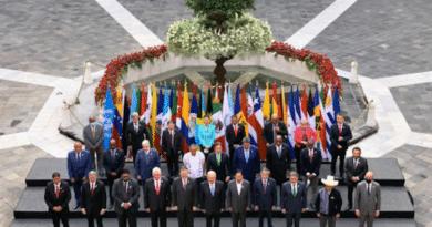 CELAC: Political Declaration of Mexico City