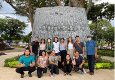 Without Farming and Art, There is no Revolution (A Reflection on the 2021 Agri-Cultural Brigade to Nicaragua)