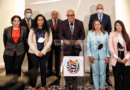 Venezuelan government delegation to the Mexico Talks. Photo courtesy of Twitter / @ViceVenezuela.