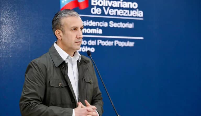 Tareck El Aissami, Venezuelan minister for oil. Photo courtesy of MPPPet.