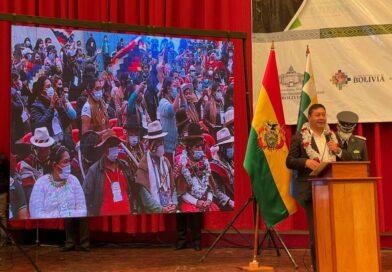 Luis Arce: An Anti-Imperialist Climate Agenda (Speech)