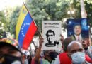 Biden kidnaps Venezuelan Diplomat: #FreeAlexSaab now!
