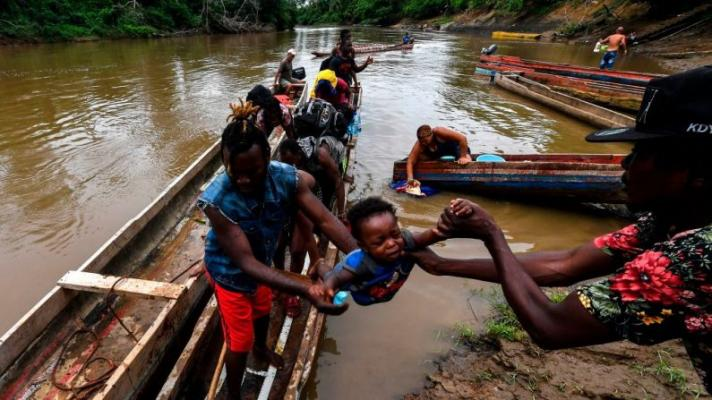 The number of minors who crossed the Darien Gap in 2021 is three times higher than the figure for the previous five years (Photo: Getty Images)