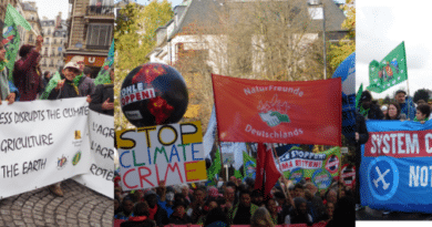 Land Workers of the World Unite! Food Sovereignty for Climate Justice Now! (La Vía Campesina Statement)