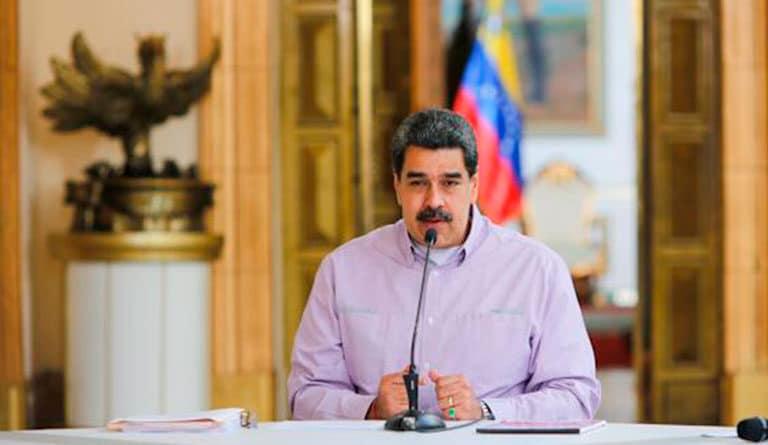 Venezuelan president Nicolas Maduro. Photo courtesy of Prensa Presidencial.