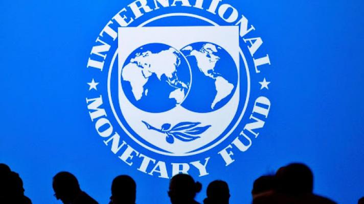 """Venezuelan Vice President Delcy Rodríguez denounced """"unfair distribution"""" of the IMF's Special Drawing Rights (Photo: AFP)."""