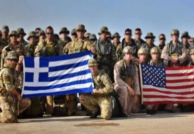Greece-US Agreement on Military Bases Must be Cancelled!