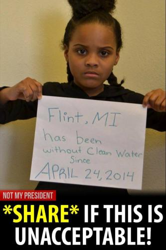 Flint, Michigan. To remember