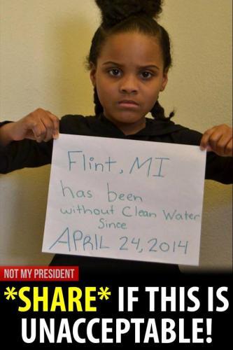 Flint, Michigan. To remember
