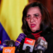 Featured image: Former Colombian minister for foreign affairs, Claudia Blum. File photo.